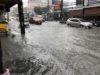 パタヤで大雨によるとてつもない冠水を経験する。夕飯はファラン飯をガッツリ食べる